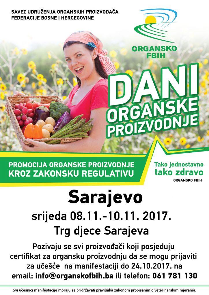 dani organske proizvodnje Sarajevo 2017-01