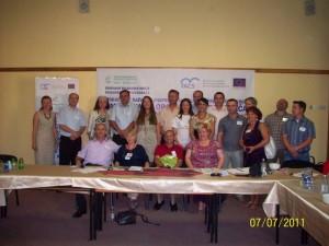 Okrugli stol na temu: Mogučnost razvoja unaprijeđenja organske proizvodnje kroz umrežavanje organskih proizvođača Zapadnog balkana 07.07.2011 godine Novi Travnik